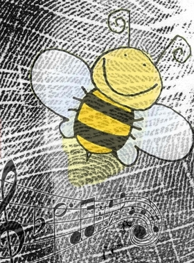 Do You Have a Musical Bee in the Palm of Your Hand