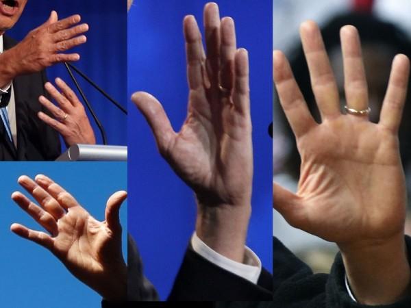 John Kasich - Hands
